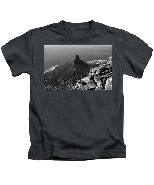 Lions Head - Cape Town - South Africa Kids T-Shirt