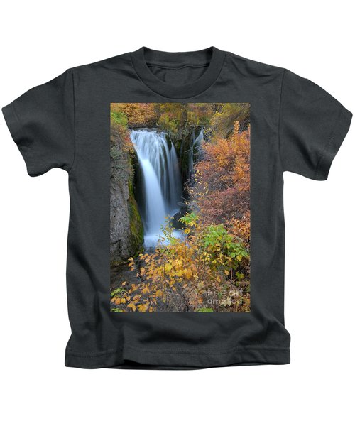 Liquid Beauty Kids T-Shirt
