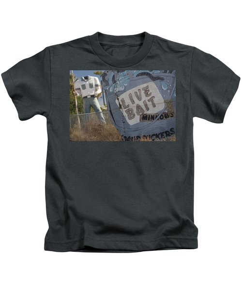 Live Bait And The Man Kids T-Shirt