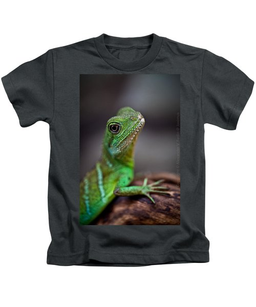 Lizard Kids T-Shirt