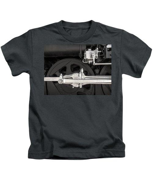 Locomotive No. 3424 Kids T-Shirt