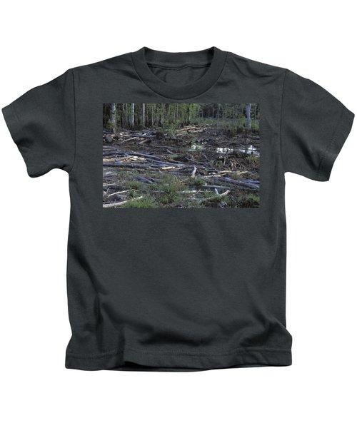Logging Kids T-Shirt