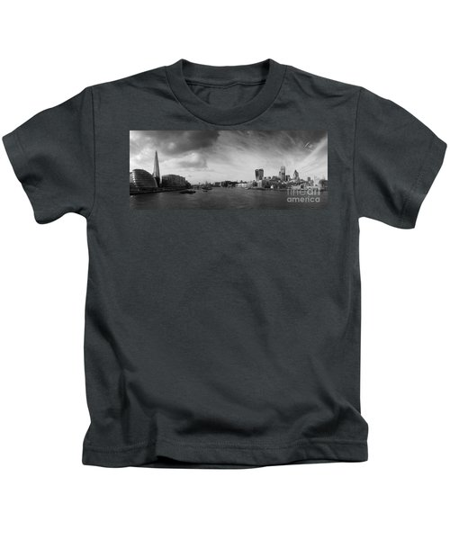London City Panorama Kids T-Shirt