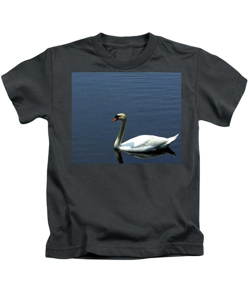 Lonesome Swan Kids T-Shirt