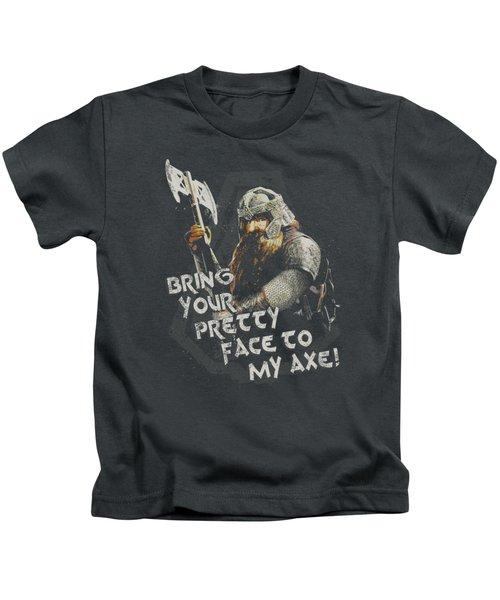 Lor - Pretty Face Kids T-Shirt
