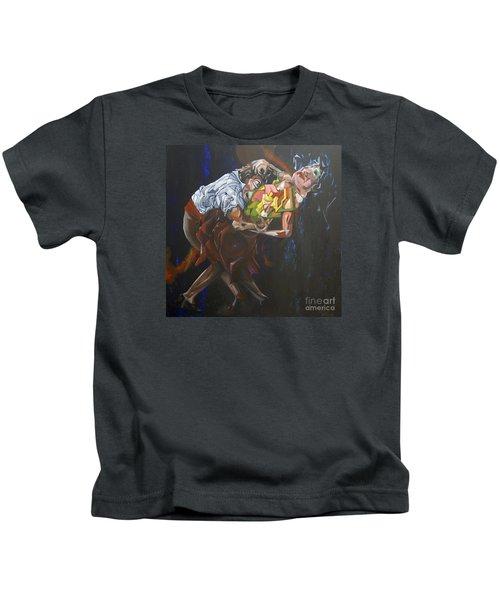 Lost In Dance Kids T-Shirt