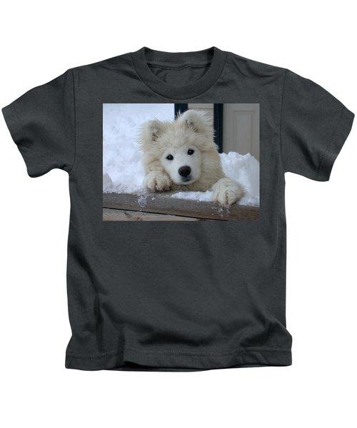 Loving The Snow Kids T-Shirt