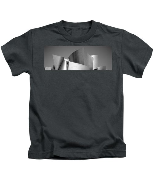 Low Angle View Of A Building, Walt Kids T-Shirt