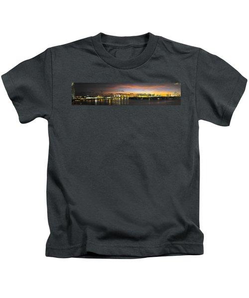 Macarthur Causeway Bridge Kids T-Shirt
