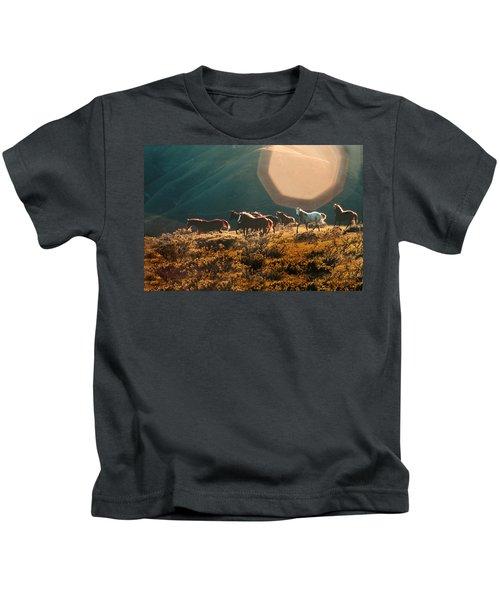 Magical Herd Kids T-Shirt
