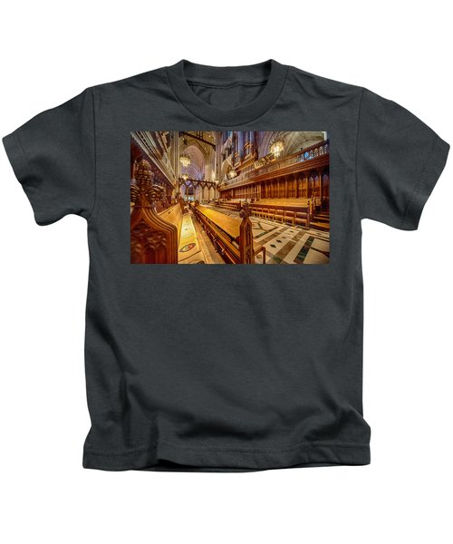 Magnificent Cathedral I Kids T-Shirt