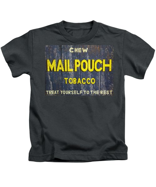 Mail Pouch Tobacco Kids T-Shirt