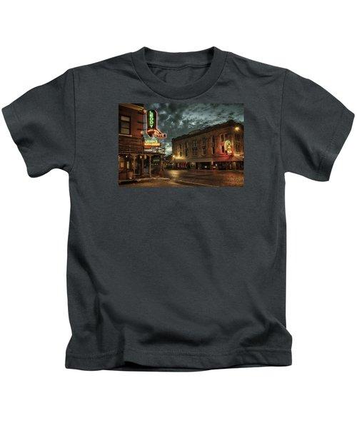 Main And Exchange Kids T-Shirt