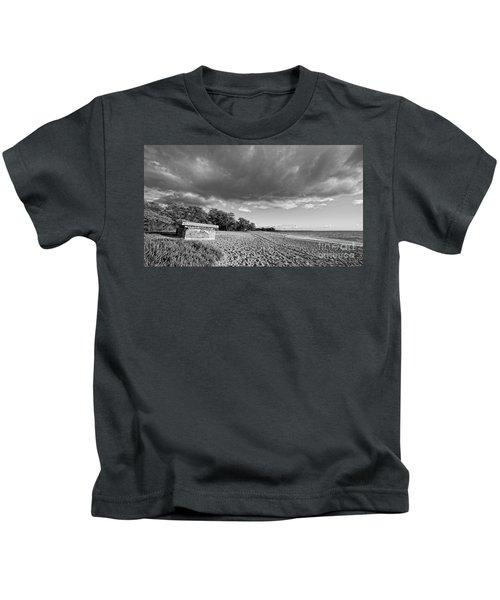 Makena Big Beach Maui Hawaii Kids T-Shirt