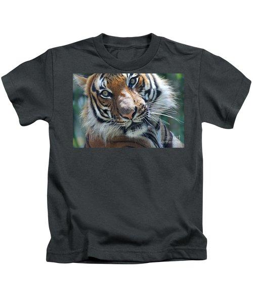 Malayan Tiger Kids T-Shirt