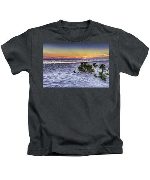 Mangrove On The Beach Kids T-Shirt