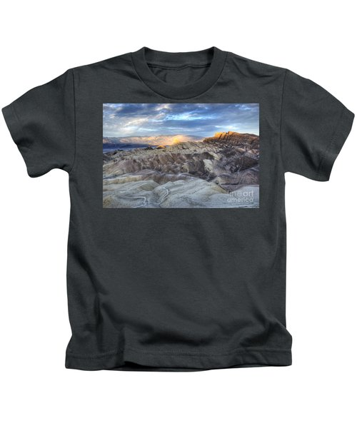 Manly Beacon Kids T-Shirt by Juli Scalzi