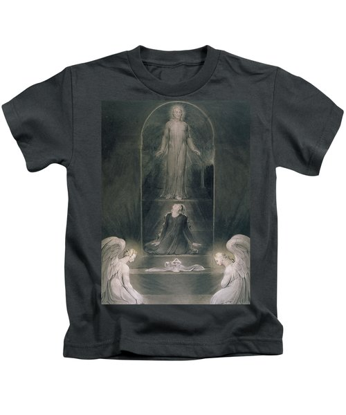 Mary Magdalene At The Sepulchre Kids T-Shirt