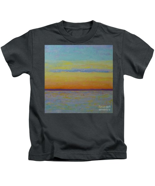 May Sunset Kids T-Shirt