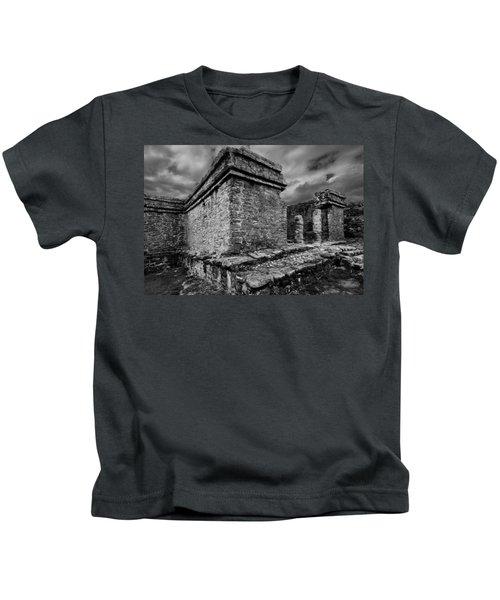 Mayan Ruin Kids T-Shirt