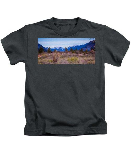 Mazama From Wolf Creek Kids T-Shirt