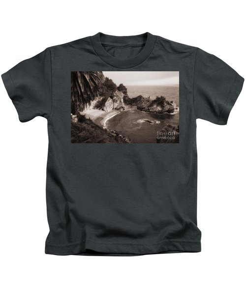 Mcway Falls Kids T-Shirt