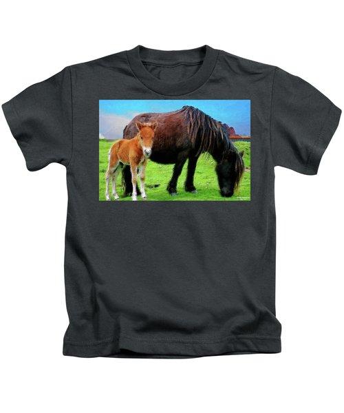 Me And Mum Kids T-Shirt