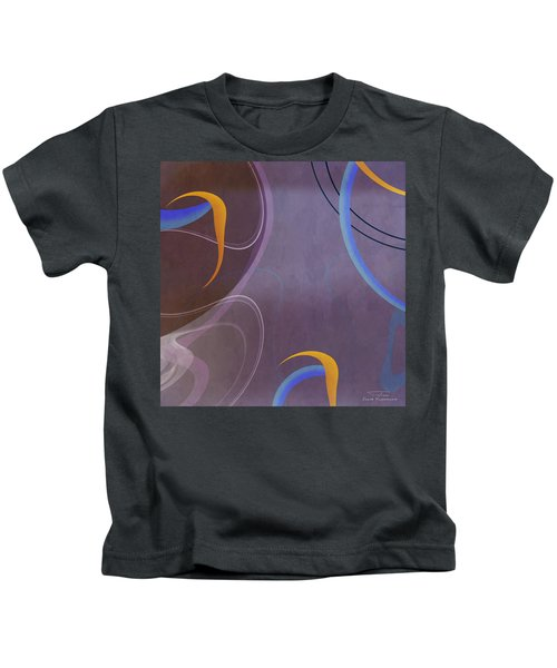 Mgl - Abstract Twirl 07 I Kids T-Shirt