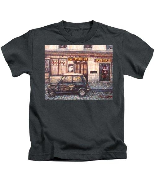 Mini De Montmartre Kids T-Shirt