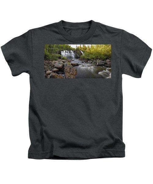 Mink Falls Kids T-Shirt