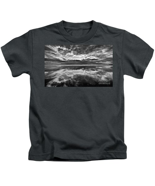 Mirror Explosion Kids T-Shirt