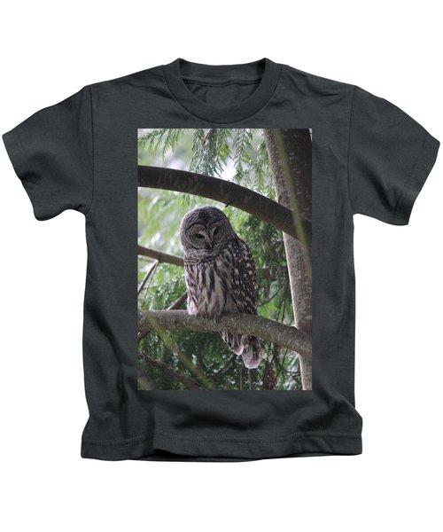 Missing His Friend Kids T-Shirt