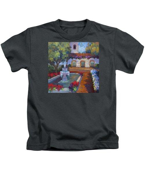 Mission Via Dolorosa Kids T-Shirt