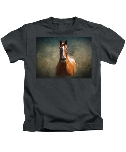 Misty In The Moonlight Kids T-Shirt