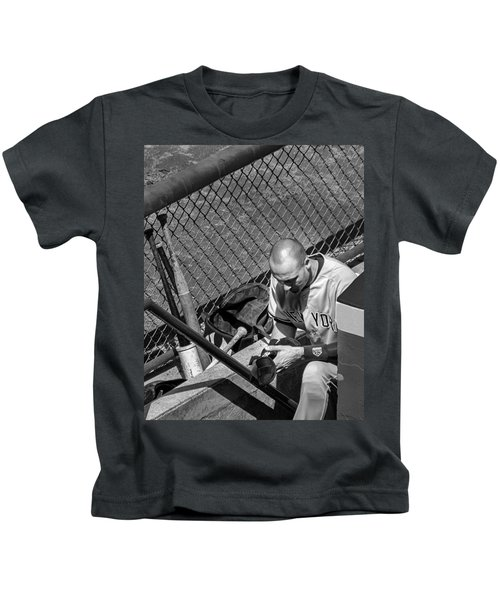 Moment Of Reflection Kids T-Shirt