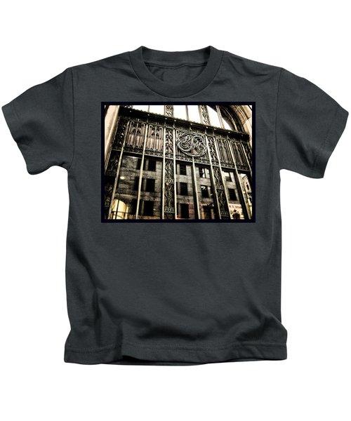 Montreal Rm En Couleur Kids T-Shirt