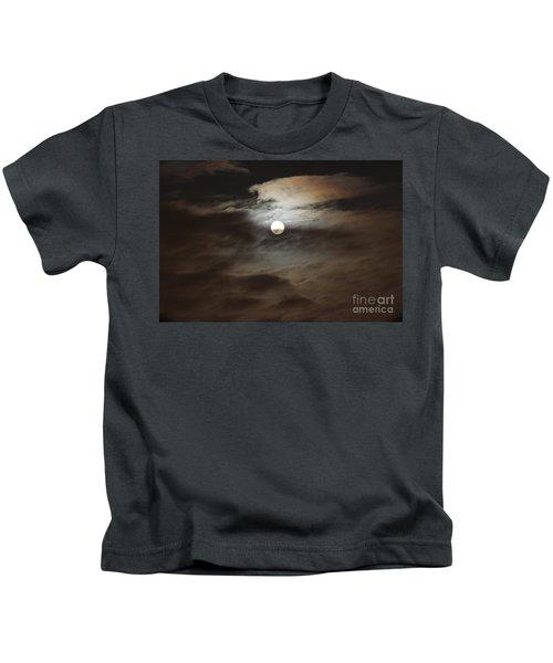 Moon Shine 2 Kids T-Shirt