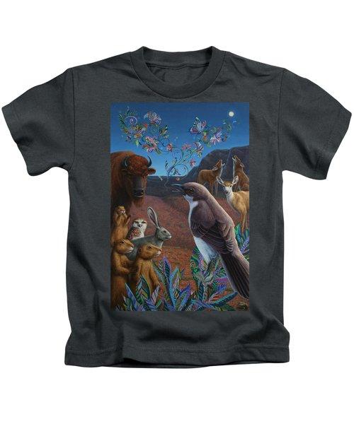 Moonlight Cantata Kids T-Shirt