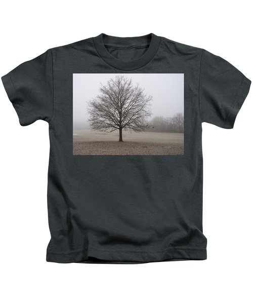 Morning Fog Kids T-Shirt
