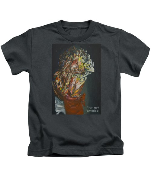 Mosaic Embrace Kids T-Shirt