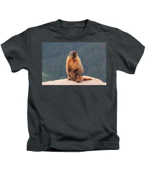 Mother Marmot Kids T-Shirt