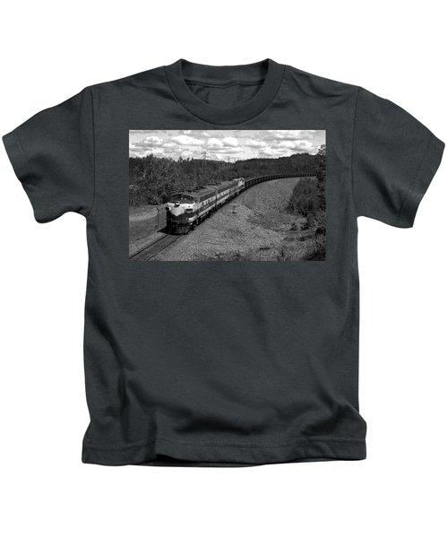 Moving Across America Kids T-Shirt
