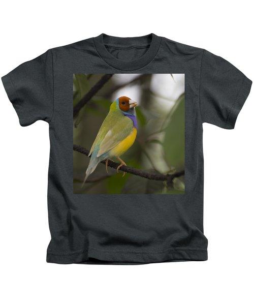Multicolored Beauty Kids T-Shirt