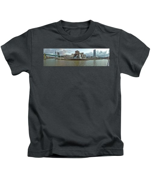 Museum At The Waterfront, Nervion Kids T-Shirt