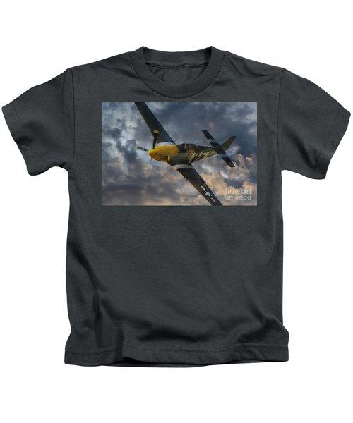 Mustang Tribute Kids T-Shirt