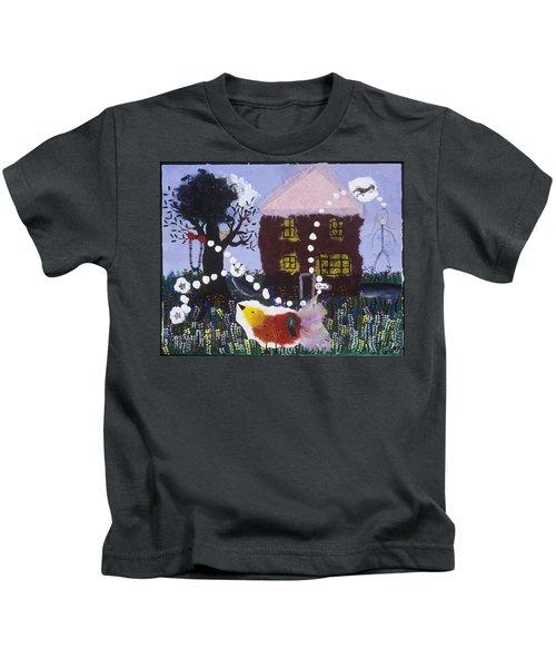 My Dreams Will Be Heard Kids T-Shirt