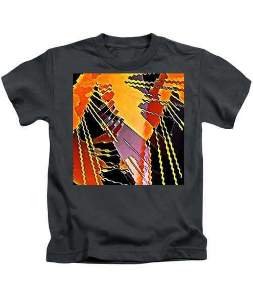 My Fission Electric Kids T-Shirt
