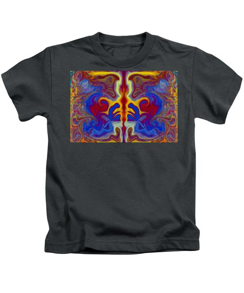 Myths Of Dragons Kids T-Shirt