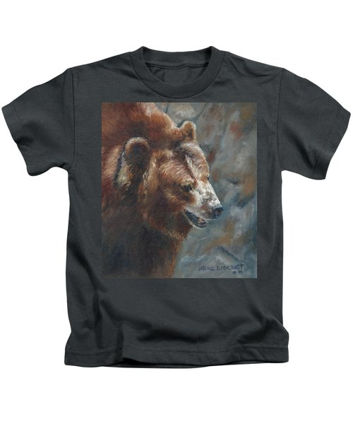 Nate - The Bear Kids T-Shirt