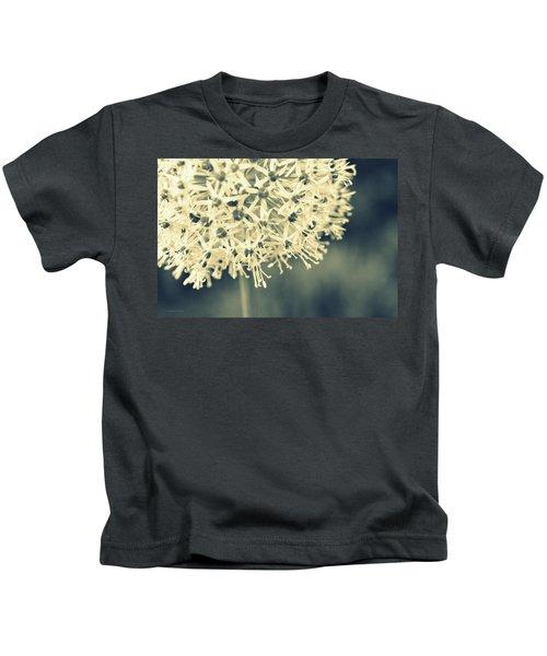 Nature's Popcorn Ball Kids T-Shirt